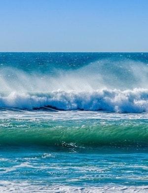 Шум океана с криками чаек слушать онлайн